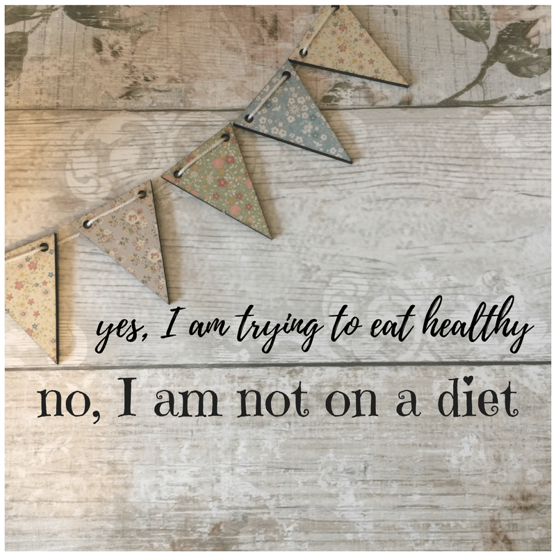 Another week, another health kick…