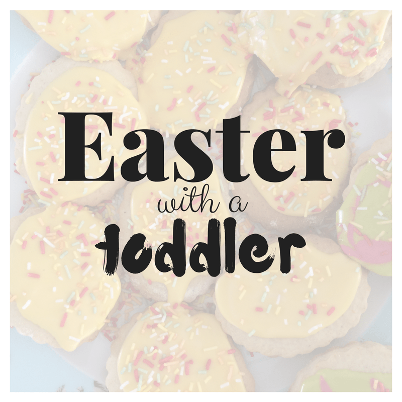 Easter with a toddler