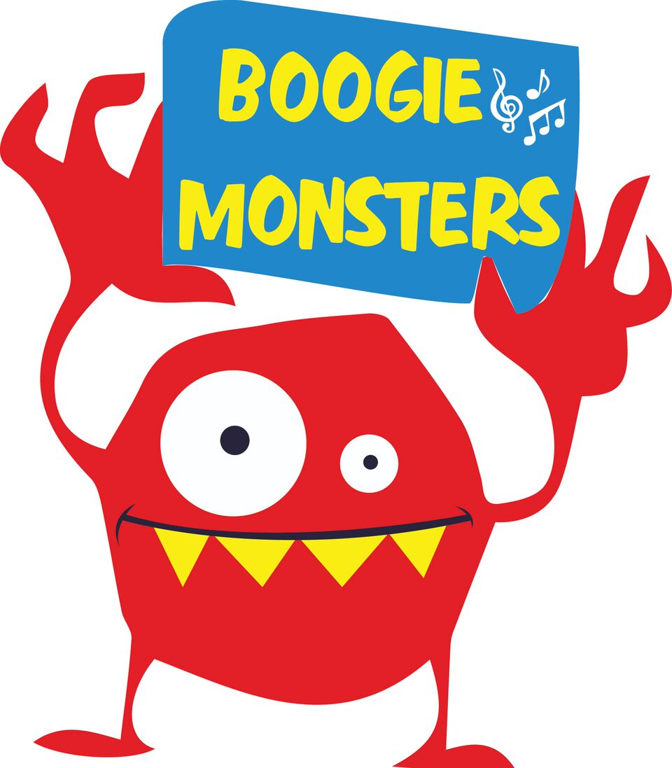 Boogie Monsters - a live gig for the whole family