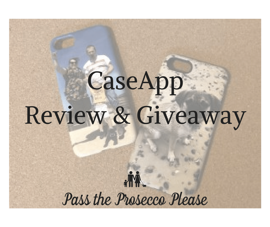 CaseApp - win a personalised phone or tablet case!