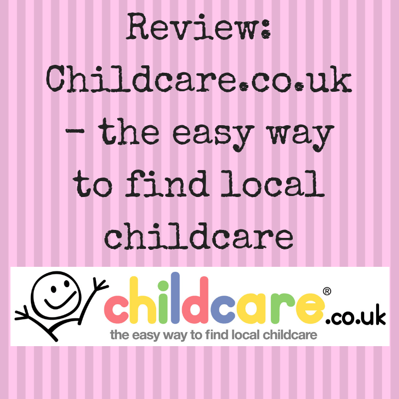 Review: Childcare.co.uk – the easy way to find local childcare