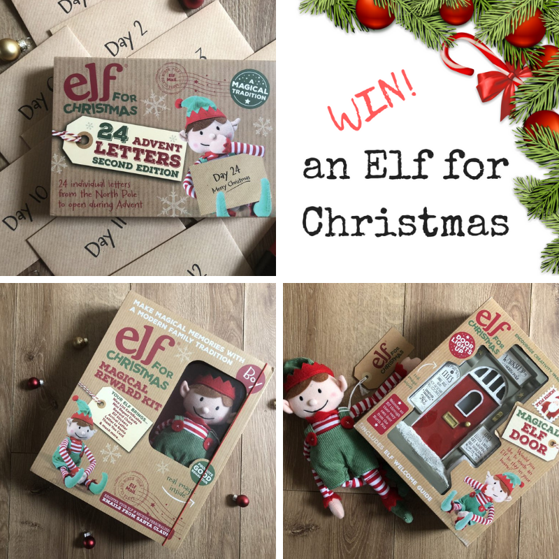 WIN - an Elf for Christmas