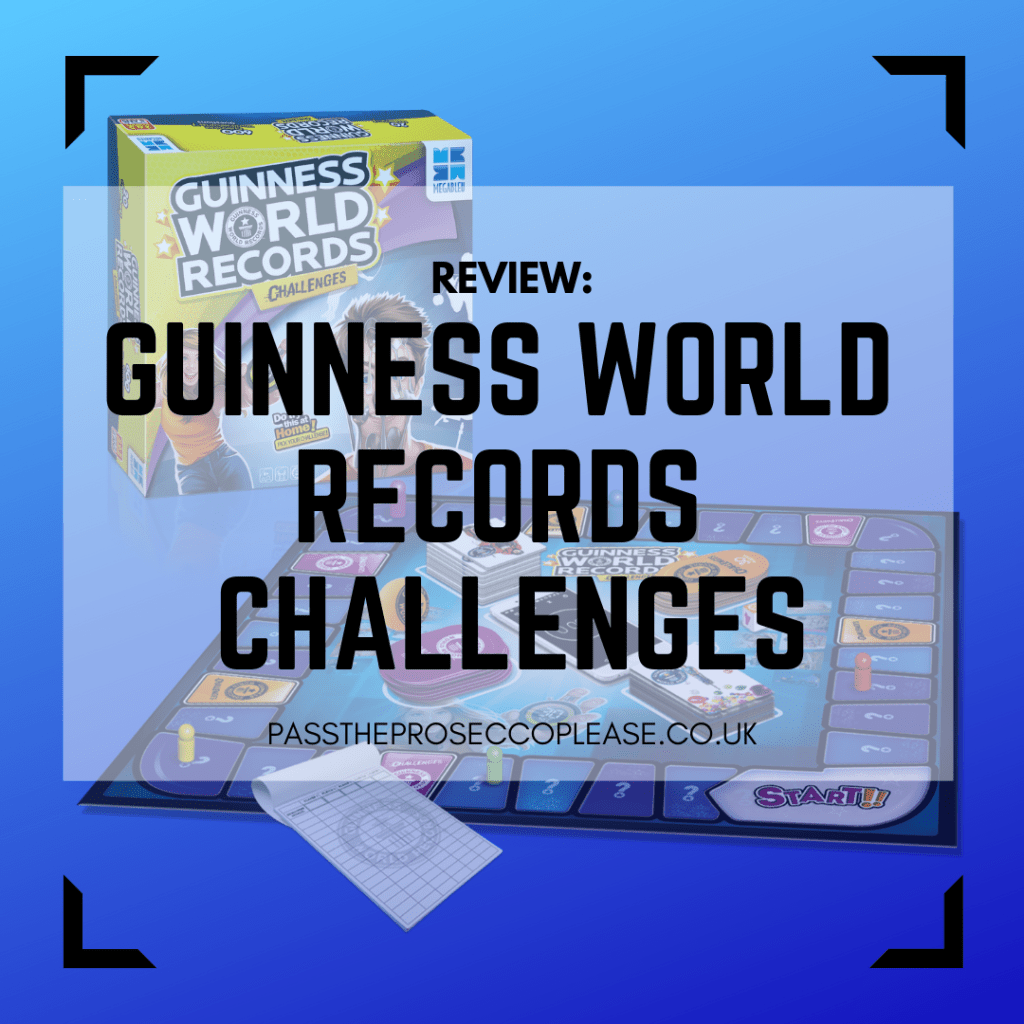 Review: Guinness World Records Challenges game