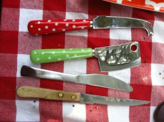 We asked for some knives, this is what we got.