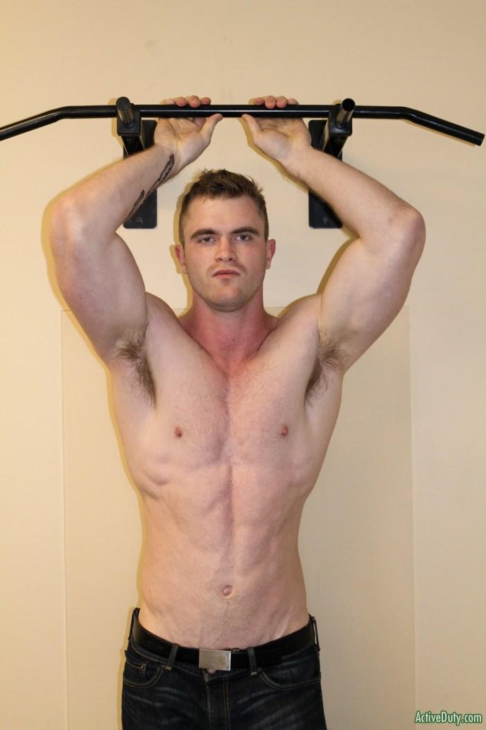 Active Duty:  Scott Ambrose