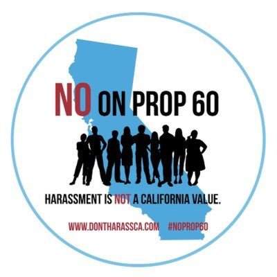 Falsely Listed as Supporting Prop 60, Two Groups Join Suit to Be Removed From Official Voter Pamphlet