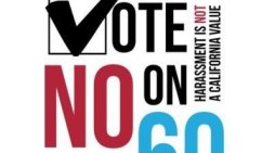 NO ON 60 Launches First Video Aimed at Spanish Speaking Voters #Noprop60
