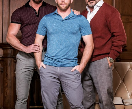 ICON MALE PRESENTS THE NEW SERIES 'MY STEPDAD'S STEPDAD