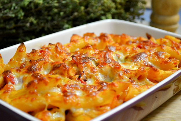Pasta Al Forno – Penne uit de oven