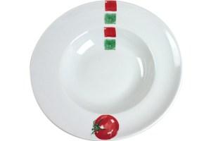 Cosy & Trendy Pastabord Tomato Ø 27.5 cm