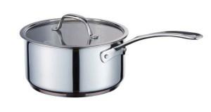 MasterChef Steelpan Copperline Cookware Ø 16 cm