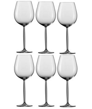 Schott Zwiesel Bourgogneglazen Diva 480 ml - nr.0 - Set 6 Stuks
