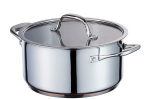 MasterChef Kookpan Copperline Cookware Ø 24 cm