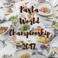Pasta World Championship 2017 - ein Fest der Pasta