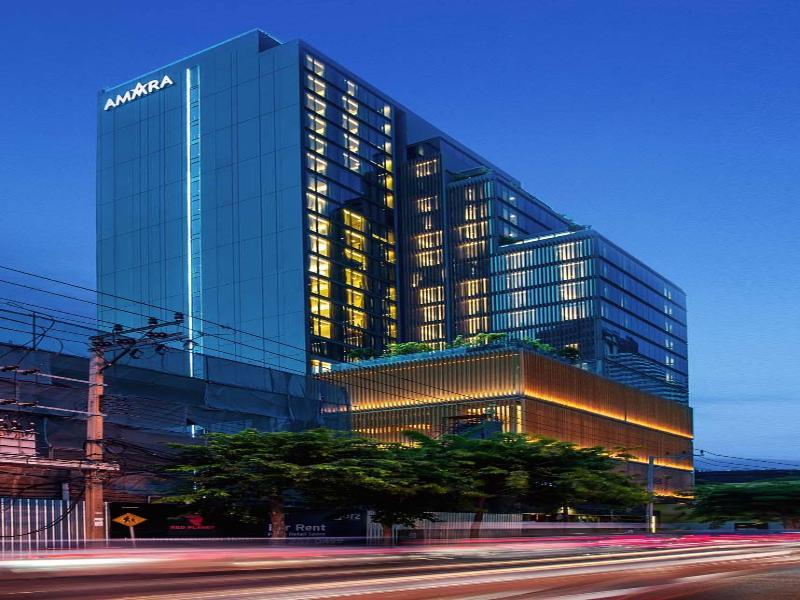 Hotel Amara Bangkok