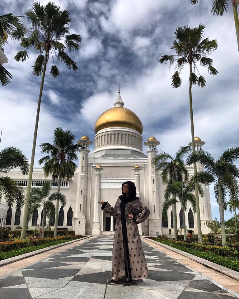 Federica in Brunei