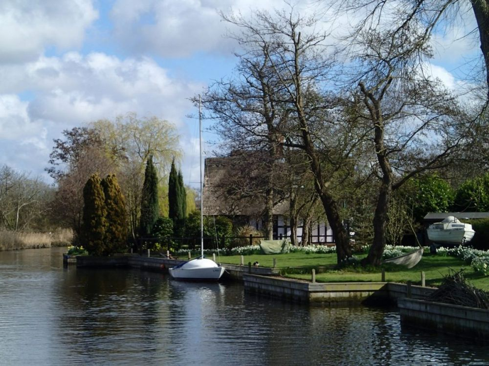 Broads in East Anglia