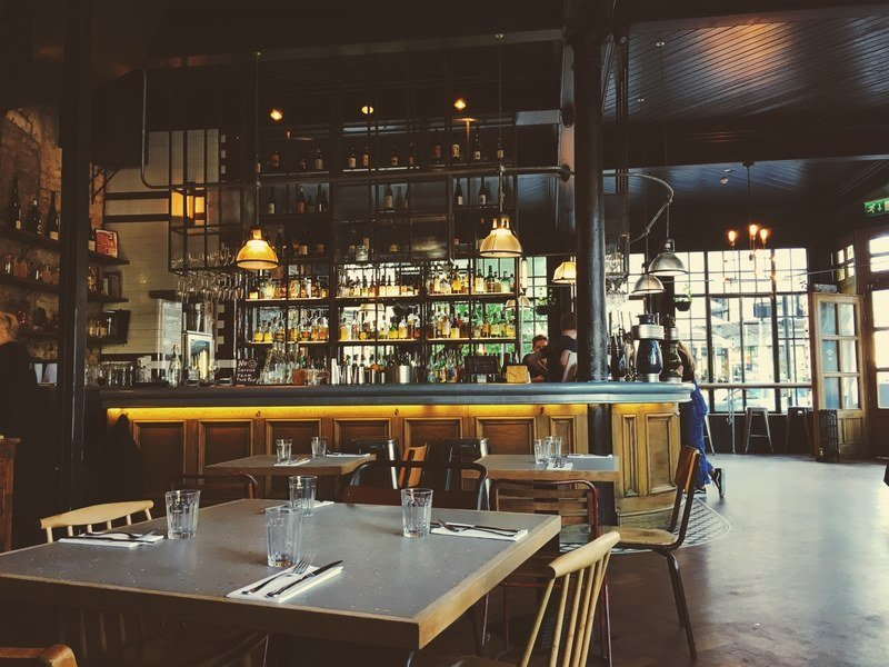 Pub The Culpeper di Londra, crediti The Food Traveler