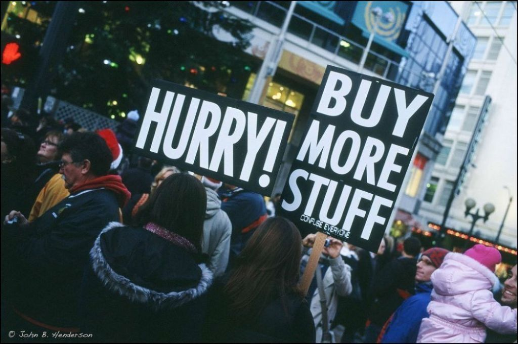Black Friday a Seattle