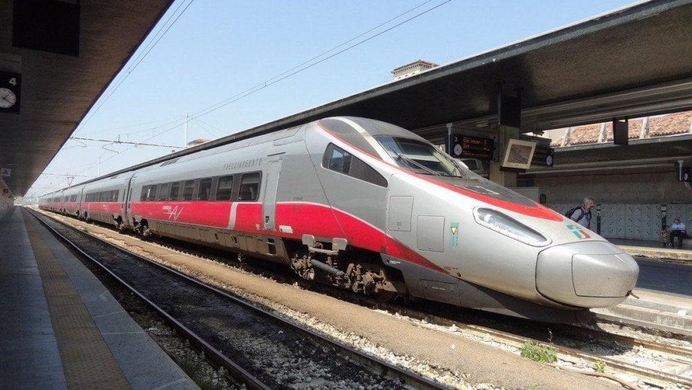 Recensione treno Frecciargento ETR 600 Trenitalia