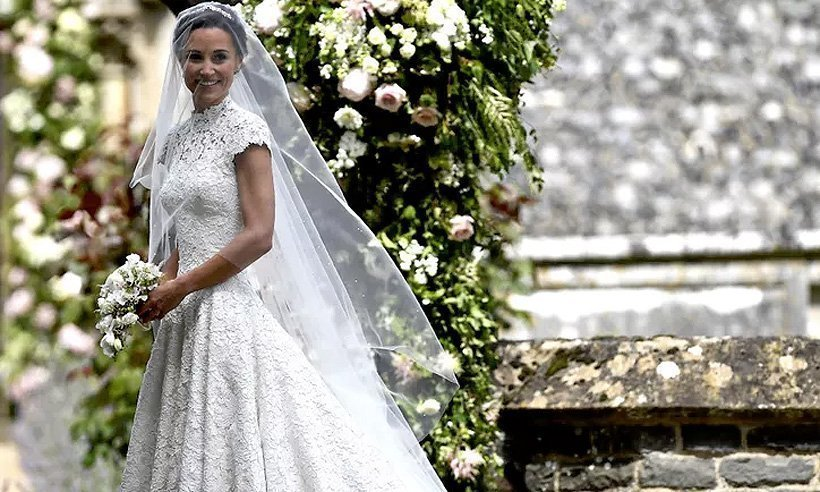 Matrimonio Di Pippa : Il matrimonio di pippa middleton ecco come era addobbata la chiesa