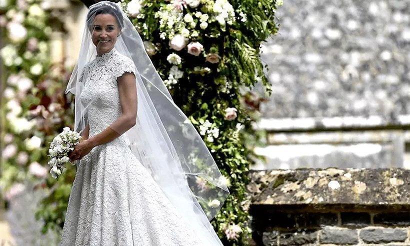 Il matrimonio di Pippa Middleton