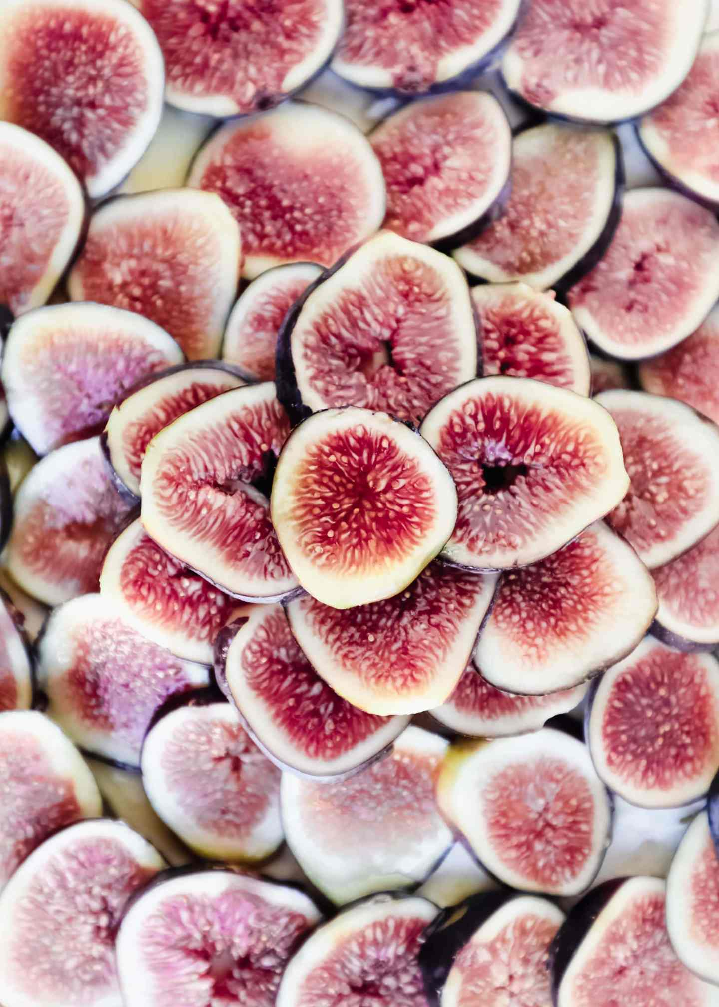 Fig Lemon Honey Tart