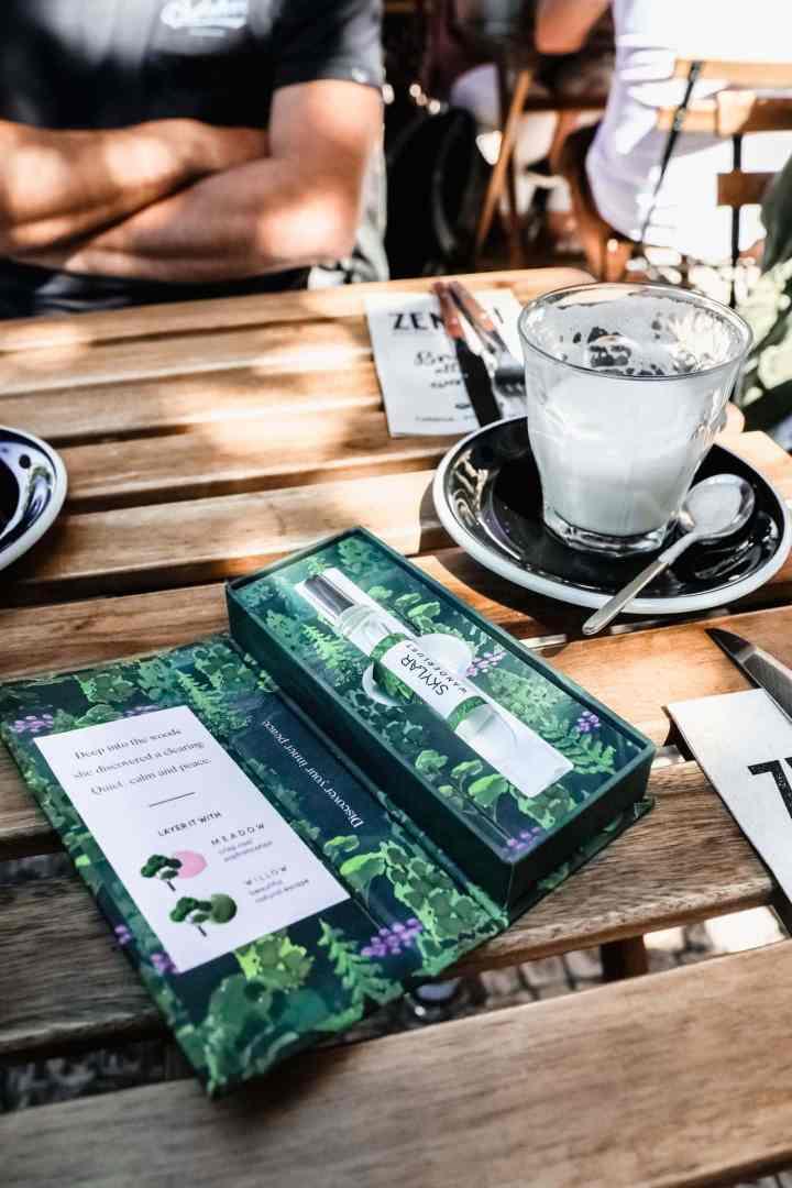 Skylar Wanderlust Cafe