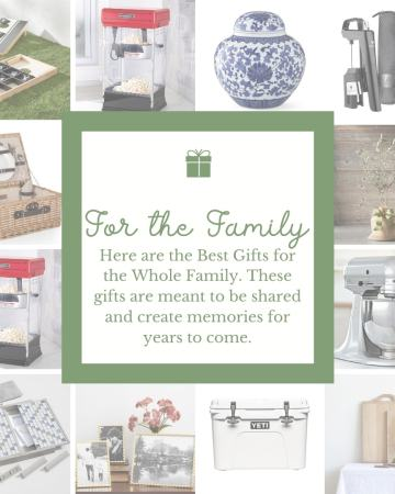 The Best Gifts for the Whole Family Pasta Ragazza The Heirloom Pantry