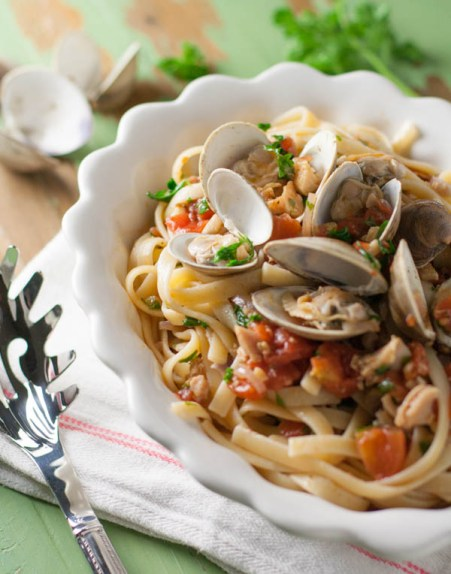 Easy Seafood Dinners for Two
