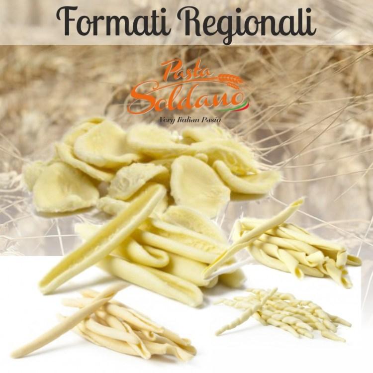 Formati Regionali