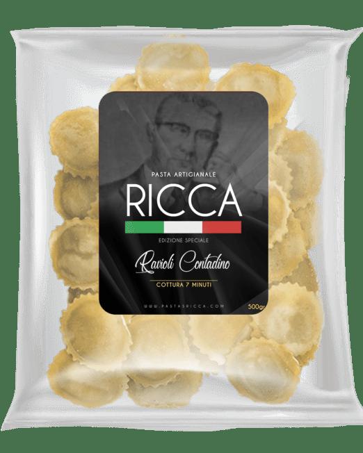 Pasta Artesanal Ravioli Contadino