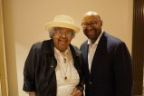 Former Mayor Michael Nutter and Esther Lee