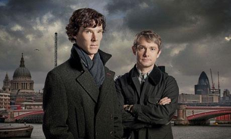 Benedict Cumberbatch - Sherlock Holmes