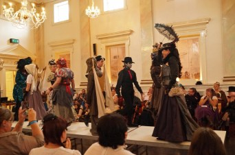 Steampunk Catwalk