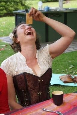 Antipodean Tea Duelling, Emma