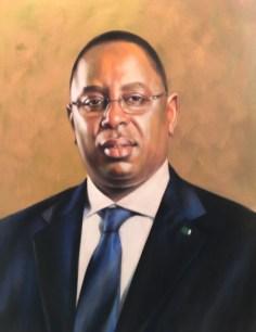 Mr le Président du Sénégal v.2