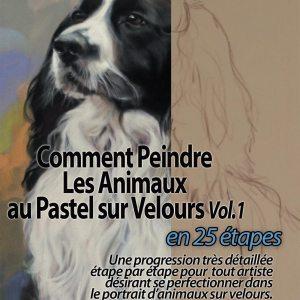 Comment peindre les animaux sur papier velours Vol.1