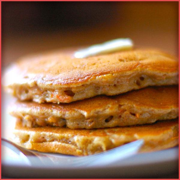 Deliciosos pancakes