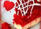 Cheescake con red velvet