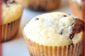 muffins de naranja
