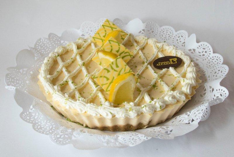 Semi frío de limón