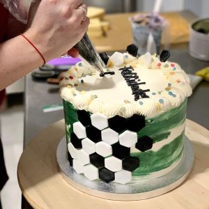 Crea tu propio pastel