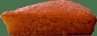 rebanada de pan de elote