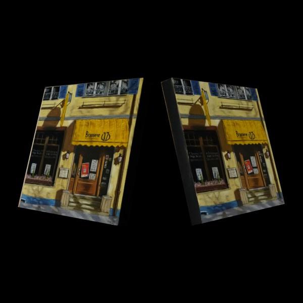 Shutdown Brasserie 17 Seiten