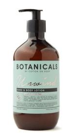 Botanicals Unwind Hand and Body Lotion