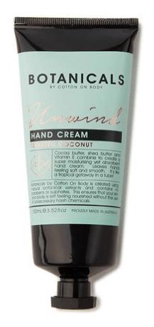 Botanicals Unwind Hand Cream