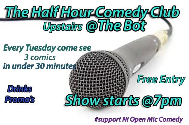 Half Hour Comedy Club