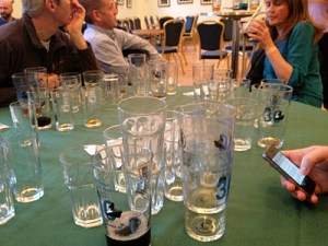 Belfast Beer and Cider Festival Glasses