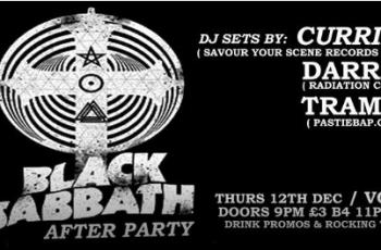 Black Sabbath Belfast